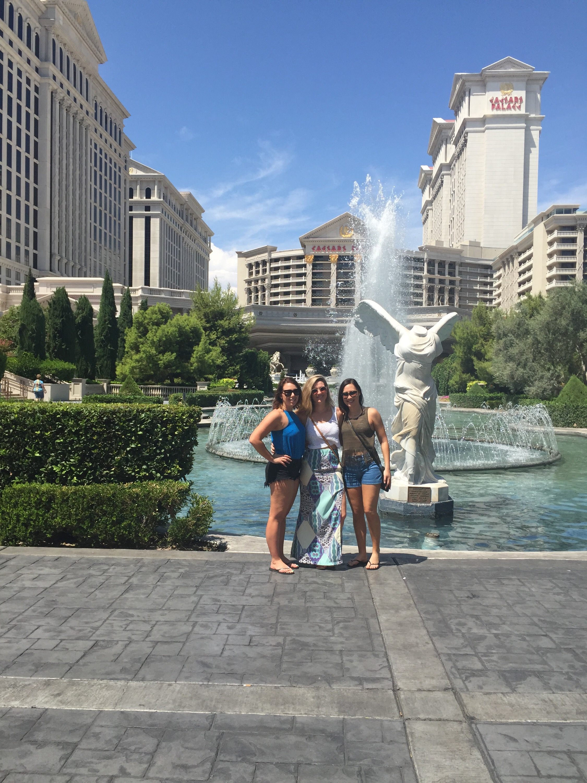 Las Vegas, Day 1