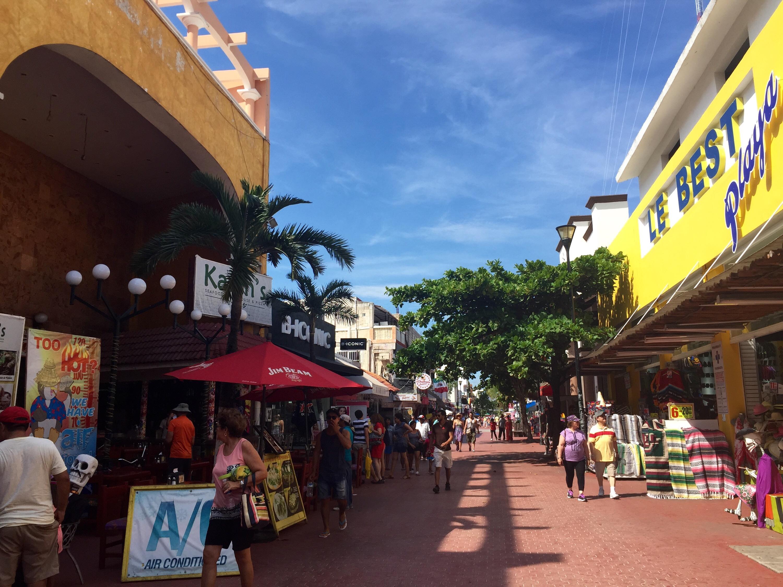 Playa Del Carmen, Day 1